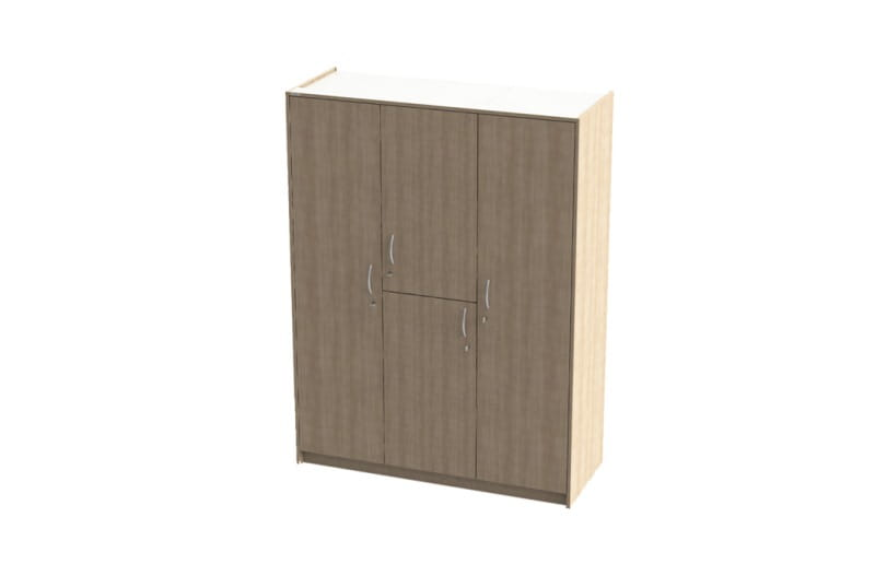 Wardrobe with 4 doors